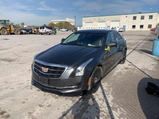 Used 2015 Cadillac ATS for sale in Innisfil, ON