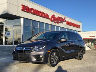 Used 2018 Honda Odyssey EX APPLE CARPLAY | LANEWATCH for sale in Winnipeg, MB
