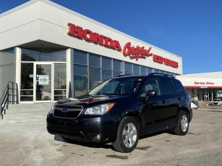 Used 2015 Subaru Forester 2.5i Touring MANUAL| PANOROOF for sale in Winnipeg, MB