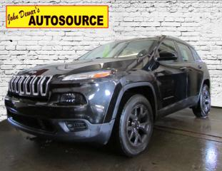 Used 2015 Jeep Cherokee Sport for sale in Peterborough, ON