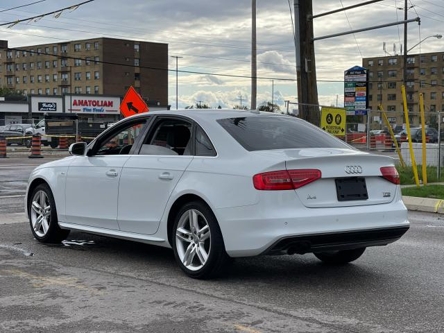 2015 Audi A4 Technik plus Navigation/Sunroof/Blind Spot/Camera Photo3
