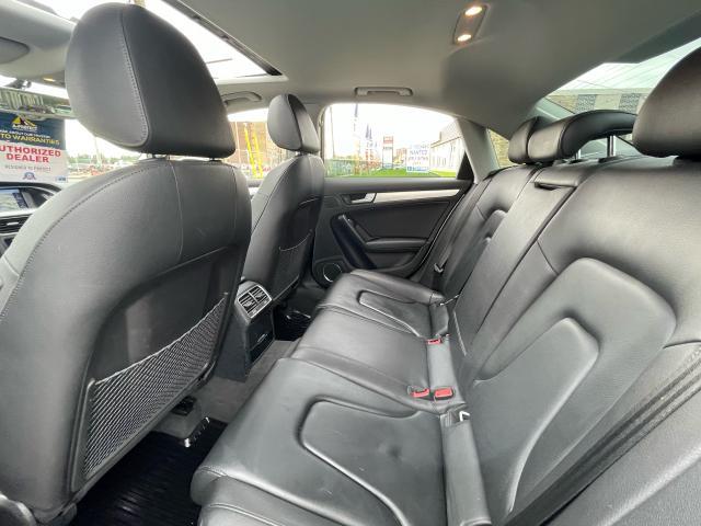 2015 Audi A4 Technik plus Navigation/Sunroof/Blind Spot/Camera Photo12