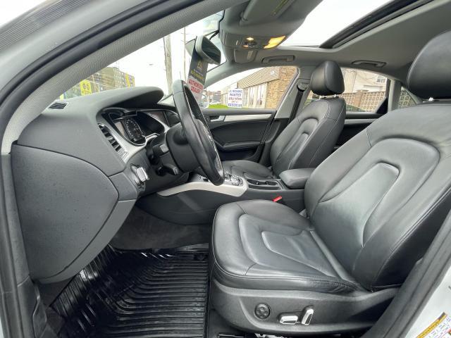 2015 Audi A4 Technik plus Navigation/Sunroof/Blind Spot/Camera Photo9