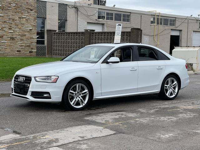 2015 Audi A4 Technik plus Navigation/Sunroof/Blind Spot/Camera Photo2