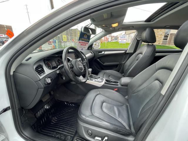2015 Audi A4 Technik plus Navigation/Sunroof/Blind Spot/Camera Photo10