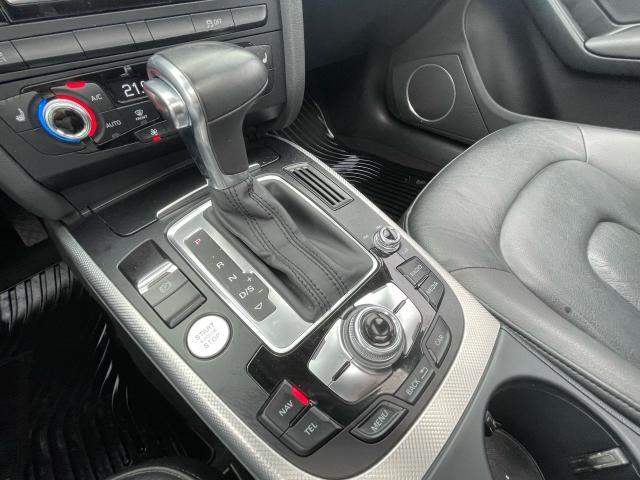 2015 Audi A4 Technik plus Navigation/Sunroof/Blind Spot/Camera Photo14