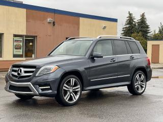 Used 2015 Mercedes-Benz GLK-Class GLK 250 BlueTec Navigation/Pano Sunroof/Camera for sale in North York, ON