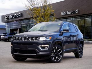 Used 2018 Jeep Compass Limited | Panorama Sunroof | Beats By Dre Sound | for sale in Winnipeg, MB