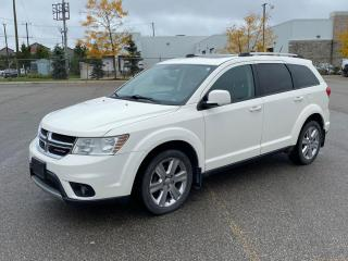 Used 2012 Dodge Journey SXT & Crew NO Accidents | HITCH | V6 for sale in Waterloo, ON