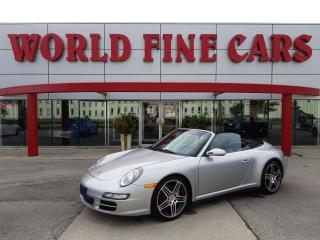 Used 2007 Porsche 911 Carrera 4S | CLEAN | Ontario Local! | 6-SPEED for sale in Etobicoke, ON