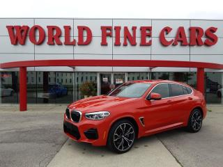 Used 2020 BMW X4 M for sale in Etobicoke, ON