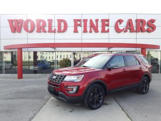Used 2017 Ford Explorer XLT | One Owner! | *Accident Free* | AWD! for sale in Etobicoke, ON