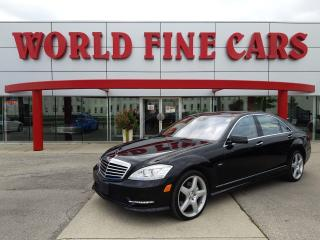 Used 2012 Mercedes-Benz S-Class | DIESEL | Ontario Local for sale in Etobicoke, ON