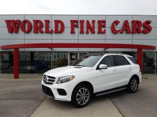 Used 2018 Mercedes-Benz GLE 400 | 1-Owner! | CLEAN for sale in Etobicoke, ON
