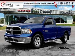 Used 2019 RAM 1500 Classic SLT for sale in Cornwall, ON