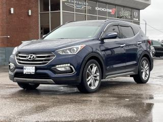 Used 2018 Hyundai Santa Fe Sport 2.0T Limited NAVI/LEATHER/FULL SUNROOF for sale in Concord, ON