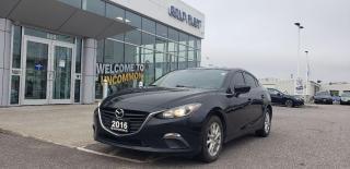Used 2016 Mazda MAZDA3 for sale in North Bay, ON