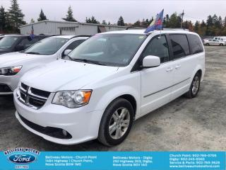 Used 2016 Dodge Grand Caravan Crew Plus for sale in Church Point, NS