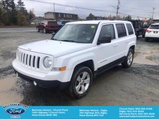 Used 2015 Jeep Patriot NORTH EDITION for sale in Church Point, NS