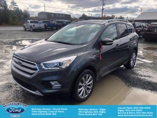Used 2017 Ford Escape Titanium for sale in Church Point, NS