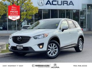 Used 2016 Mazda CX-5 GS FWD at for sale in Markham, ON