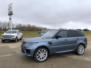 Used 2019 Land Rover Range Rover Sport DYNAMIC for sale in Roblin, MB