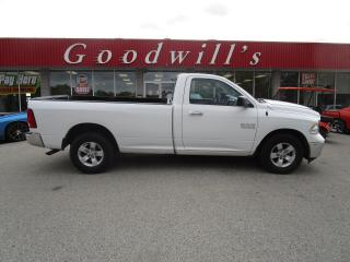 Used 2018 RAM 1500 SLT! 8' BOX! CLEAN CARFAX! for sale in Aylmer, ON