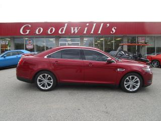 Used 2013 Ford Taurus SEL! ALL WHEEL DRIVE! WELL OILED for sale in Aylmer, ON