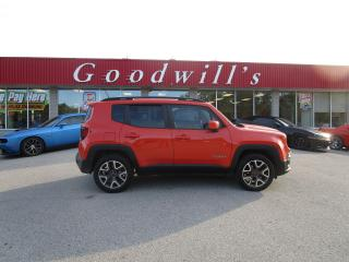 Used 2015 Jeep Renegade REMOTE START! NAVI! for sale in Aylmer, ON