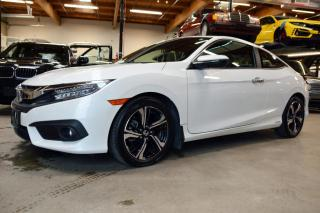 Used 2017 Honda Civic COUPE TOURING COUPE for sale in Vancouver, BC