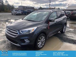 Used 2017 Ford Escape Titanium for sale in Yarmouth, NS