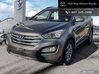 Used 2015 Hyundai Santa Fe SPORT PREMIUM for sale in Thunder Bay, ON