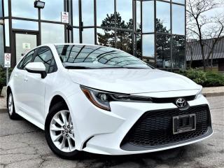 Used 2021 Toyota Corolla LE UPGRADE|ALLOYS|SUNROOF|HEATED SEATS for sale in Brampton, ON