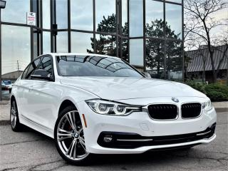 Used 2017 BMW 3 Series 330i XDRIVE| NAVI|LEATHER INTERIOR|HEATED SEATS|ALLOYS| for sale in Brampton, ON