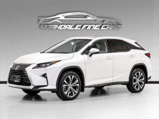 Used 2018 Lexus RX 350 F Sport 2. Navigation, Sunroof, Driver Assist, Cam, Loaded! for sale in Concord, ON