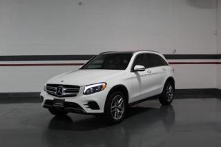 Used 2018 Mercedes-Benz GL-Class GLC300 4MATIC AMG NO ACCIDENTS I NAVIGATION I PANOROOF for sale in Mississauga, ON