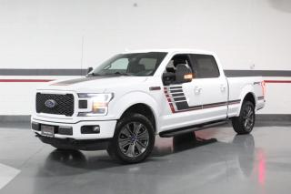 Used 2018 Ford F-150 LARIAT SPORT I NO ACCIDENTS I NAVIGATION I PANOROOF for sale in Mississauga, ON