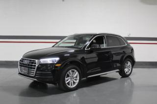 Used 2018 Audi Q5 NAVIGATION I NO ACCIDENTS I LEATHER I REAR CAM for sale in Mississauga, ON