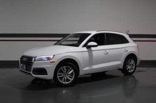 Used 2018 Audi Q5 KOMFORT I NO ACCIDENTS I LEATHER I REAR CAM I HEATED SEATS for sale in Mississauga, ON