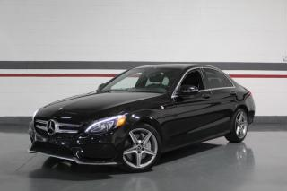 Used 2017 Mercedes-Benz C-Class C300 4MATIC I AMG I NO ACCIDENTS I NAVIGATION I PANOROOF for sale in Mississauga, ON