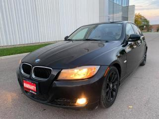 Used 2011 BMW 3 Series 4dr Sdn 323i RWD for sale in Mississauga, ON