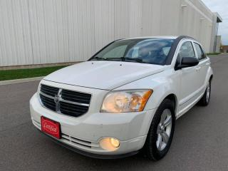 Used 2010 Dodge Caliber 4DR HB SXT for sale in Mississauga, ON