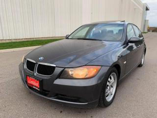 Used 2006 BMW 3 Series 4dr Sdn RWD 323i for sale in Mississauga, ON