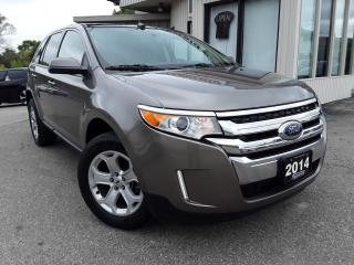 Used 2014 Ford Edge SEL AWD - LEATHER! NAV! BACK-UP CAM! PANO ROOF! for sale in Kitchener, ON