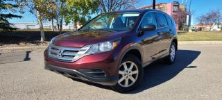 Used 2012 Honda CR-V AWD 5dr LX ***PRICE DROP CALL NOW 403-966-2131*** for sale in Calgary, AB