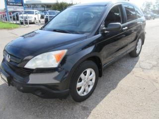 Used 2007 Honda CR-V LX/ ACCIDENT FREE for sale in Newmarket, ON