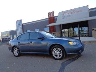 Used 2005 Subaru Legacy 4DR SDN 2.5I for sale in Edmonton, AB