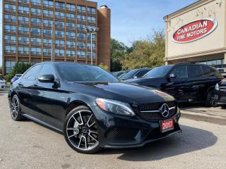 Used 2017 Mercedes-Benz C43 AMG AMG  C43 4 MATIC | NAVI | CAM | PANO | BSM | for sale in Scarborough, ON