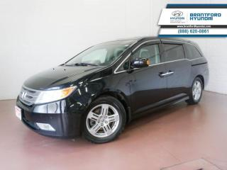 Used 2012 Honda Odyssey LOW KM | 1 OWNER | 8 PASSENGER  - $189 B/W for sale in Brantford, ON