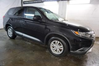 Used 2016 Mitsubishi Outlander ES-AWC CERTIFIED BLUETOOTH CRUISE HEATED SEATS *1 OWNER*FREE ACCIDENT* for sale in Milton, ON